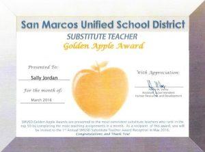 Sally_Award